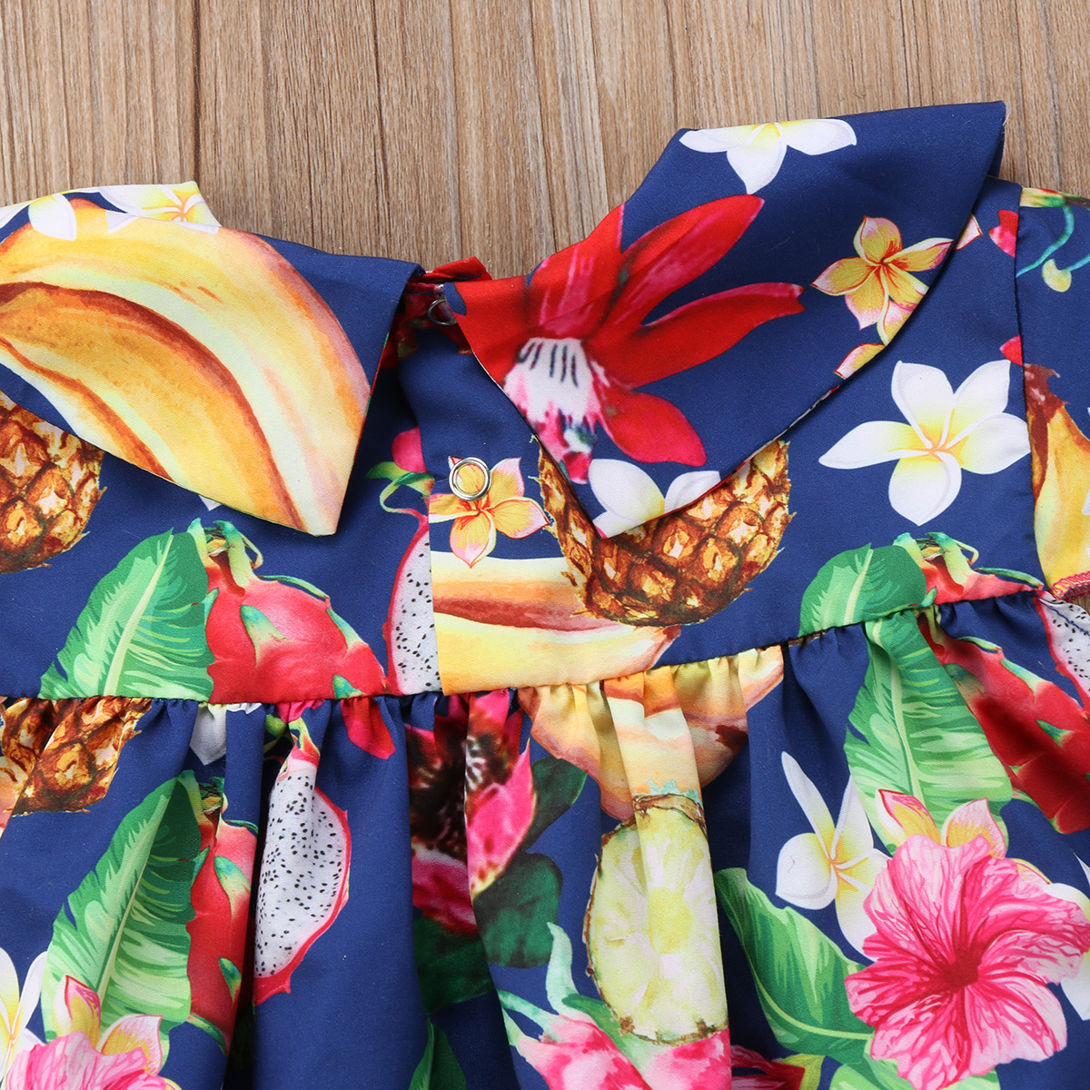 Dress Outfits-Clothes Shorts Headband Newborn Baby-Girl Infant Summer Tutu Bloomer Fruit