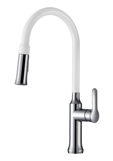 304 stainless steel kitchen faucet no lead single hole sink taps ...