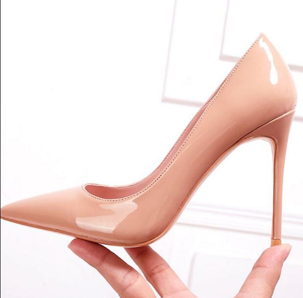 6bde1453c8e Worldwide delivery ladies pump 8cm heels in NaBaRa Online