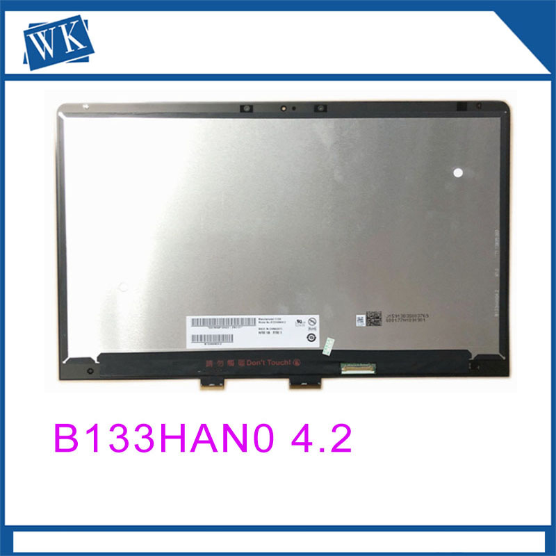 B133HAN04.2 13.3 inch LCD SCREEN Touch Screen Digitizer Assembly For ASUS ZenBook UX370UA Laptop Lcd Screen 1920*1080 IPSB133HAN04.2 13.3 inch LCD SCREEN Touch Screen Digitizer Assembly For ASUS ZenBook UX370UA Laptop Lcd Screen 1920*1080 IPS