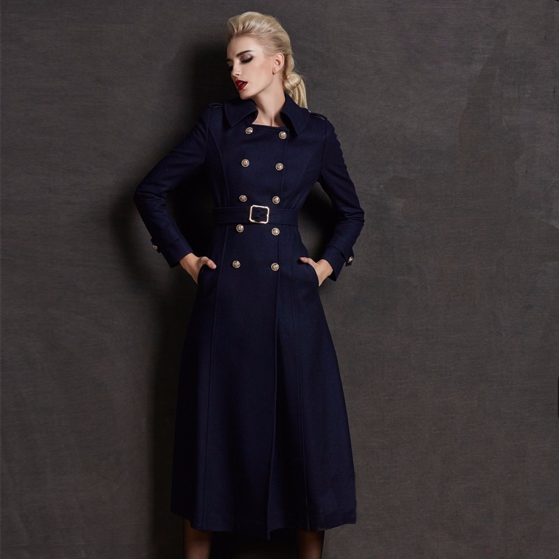 Compare Prices on Double Breasted Military Coat Women- Online
