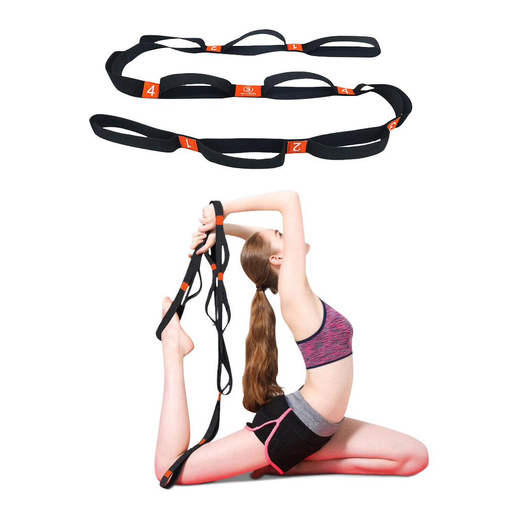 PROCIRCLE Yoga Stretch Strap - 1,6