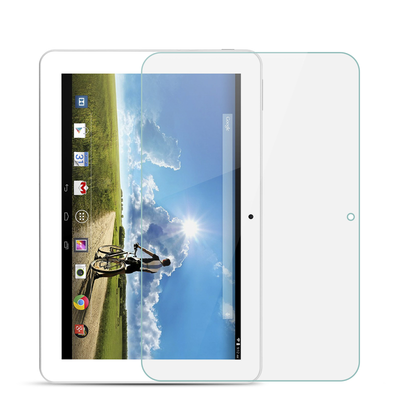 Tablet Tempered Glass Screen Protector Cover For Acer Iconia One 10 B3-A40