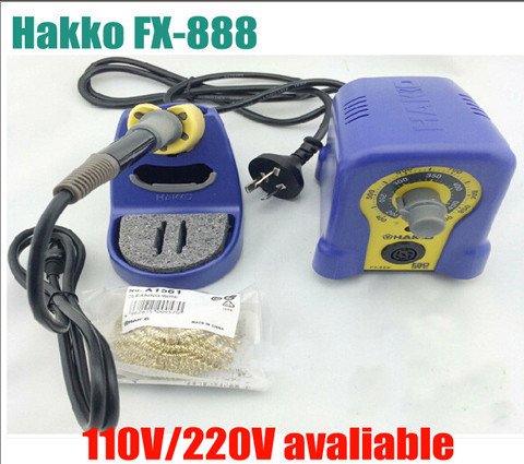 DHL free shipping HOT SALE!!!220V HAKKO FX-888 fx888 888 Solder Soldering Iron Station with 10 Free tips 900M-T dhl free shipping hot sale 220v hakko fx 888 fx888 888 solder soldering iron station with 10 free tips 900m t