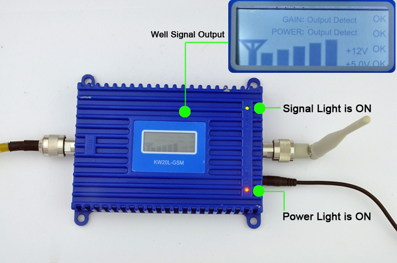 UMTS Lintratek Signal Repeater