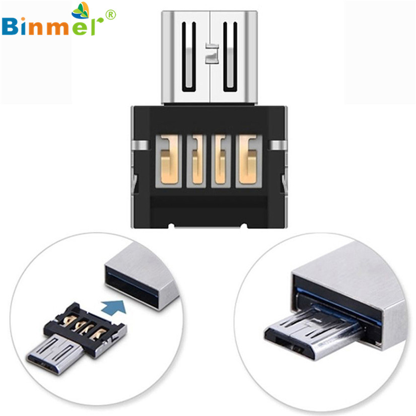 Factory Price HoT Selling BINMER Good Quality Mini USB 2.0 Micro USB OTG Converter Adapter Cellphone TO US Drop Shipping original cfg 8500le 000 801 9002 2r a 200 3004 4ra selling with good quality and contacting us