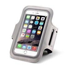 4 »Универсальный Jog Спорт Повязку Центр Запуск Дело Чехол для Apple, iPhone SE 5S 5c 5 4S 4 Arm Держатель Чехол Чехол Для Телефона нарукавные повязки