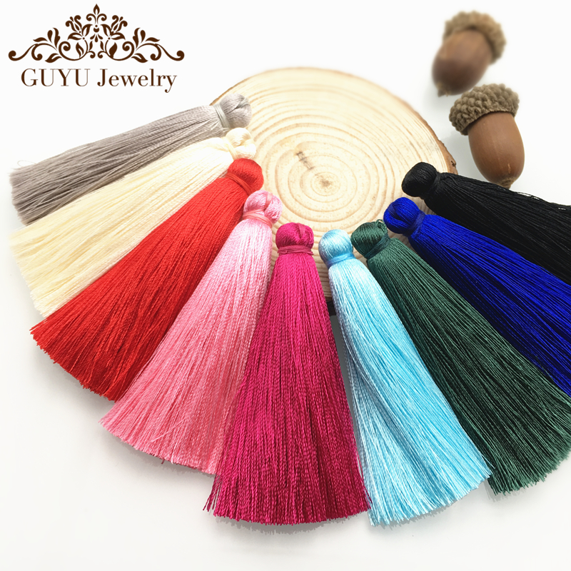 70mm tassels silk tassels jewelry accessories jewelry