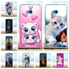 For Microsoft Lumia 640 Case Ultra-slim Soft TPU Silicone For Microsoft Lumia 640 Cover Cute Patterned For Nokia 640 Coque Capa смартфон microsoft lumia 640 lte white