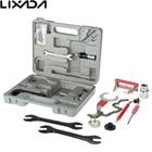 Lixada Professional Universal Home Outdoor Multi-function Purpose Bike Bicycle Repair Tool Kit Set