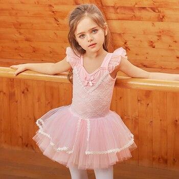 a85211ea1 BAOHULU niñas lindas princesa vestido de Ballet tutú rosa sin mangas ...