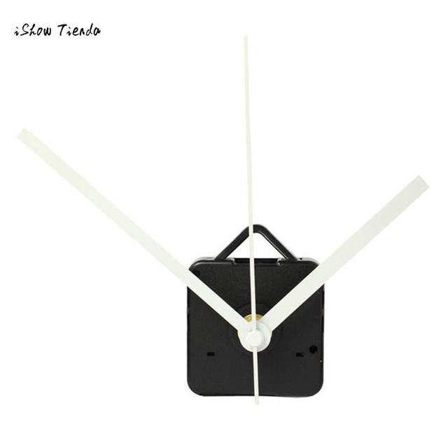 ISHOWTIENDA New 1pc Hot 55*55*16mm Quartz Clock Movement Mechanism With Hook DIY Repair Parts Style New