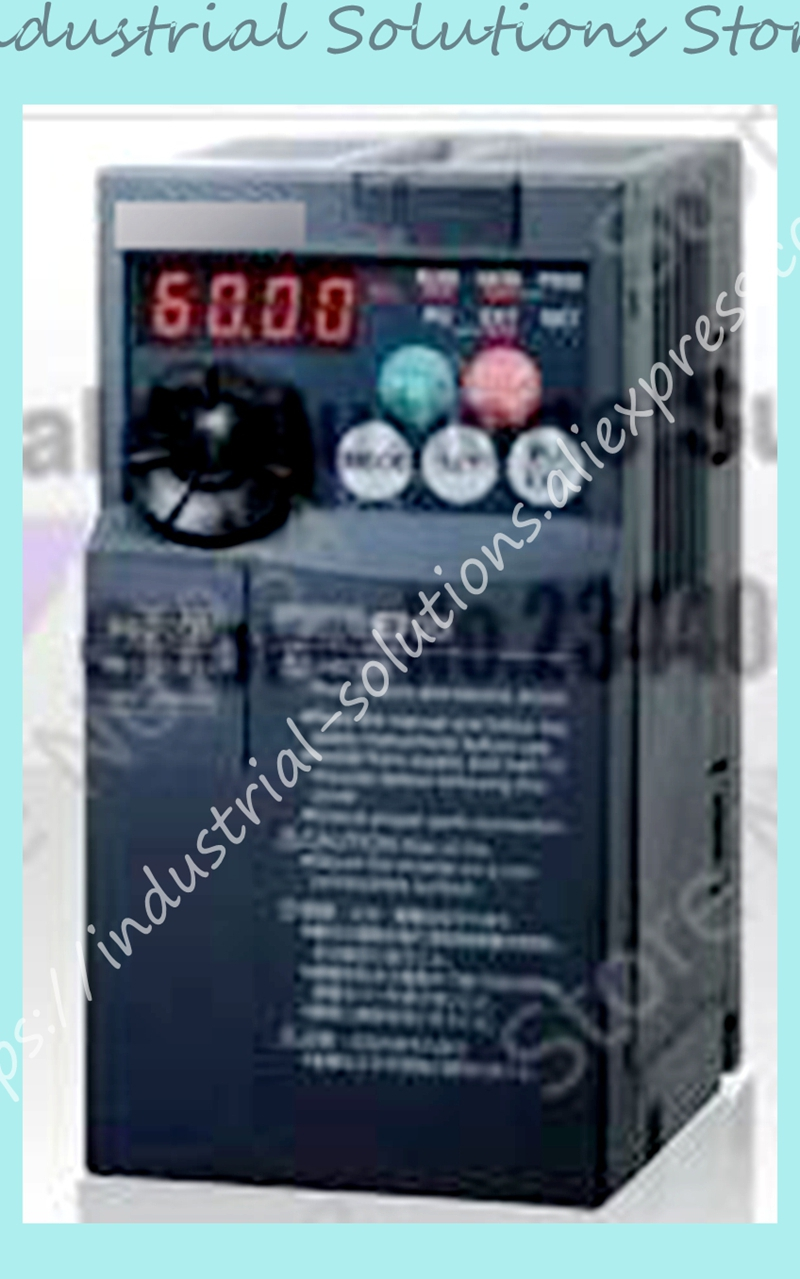Input 1 ph 220V Output 3 ph Inverter FR-E720S-1.5K-CHT 200~240V 7A 1.5KW 0.2~400Hz New Original input 3 ph 380v output 3 ph inverter fr d740 5 5k cht 380 480v 12a 5 5kw 0 2 400hz new original