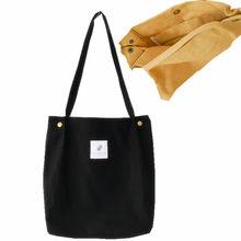 d6bb501aa90 Women's canvas large-capacity cloth literary simple college Joker shoulder  bag girls simple hand bag