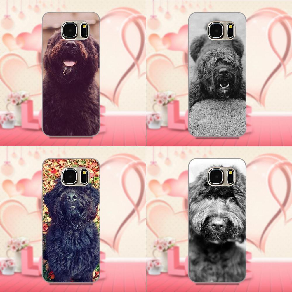 Oedmeb Bouvier Des Flandres Dog Puppies For Apple iPhone X 4 4S 5 5C 5S SE 6 6S 7 8 Plus For LG G3 G4 G5 G6 K4 K7 K8 K10 V10 V20