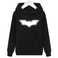 [XHTWCY]High Q Unisex cotton Dark Knight Batman pullover hoodie jacket coat Hoodies Batman joker Hoodies Sweatshirts jacket c