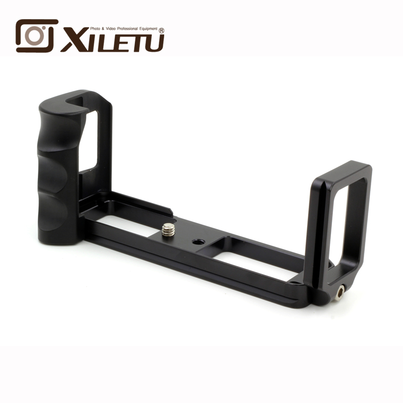Xiletu LB-XPRO1 Professional Tripod Head L Quick Release Plate For Fuji Fujifilm X-PRO1 Arca Swiss Interface 38mmXiletu LB-XPRO1 Professional Tripod Head L Quick Release Plate For Fuji Fujifilm X-PRO1 Arca Swiss Interface 38mm