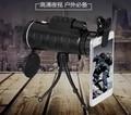 HD 40X60 monocular militar rofesional fotografiar Caza Zoom Telescopio del teléfono móvil de la Alta Calidad