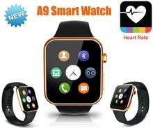 A9 bluetooth smartwatch android für Samsung und IOS Apple Iphone uhr smartphone uhren mit herz raten test smart gesundheit