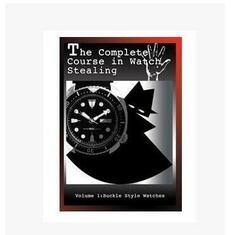 Complete Course In Watch Stealing 1-5-Magic