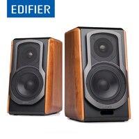 EDIFIER S1000DB Hi Fi Wireless Bluetooth Speaker Bookshelf With AptX For Home Theatre Speakers Support Remote