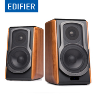 EDIFIER S1000DB Hi Fi Wireless Bluetooth Speaker Bookshelf With AptX For Home Theatre Speakers Support Remote