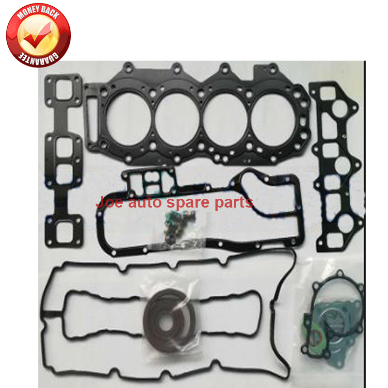 WE <font><b>WL</b></font> <font><b>Engine</b></font> full gasket set kit for Ford Ranger Everest Mazda pick-up BT-50 BT50 2499CC 2.5 TDI DOHC 16V 2009- WE01-99-100 image