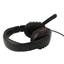 Gaming Headset Headphone Stereo Surround Sound Headband Support USB Aux for PC Laptop PS3/PS4/Xbox