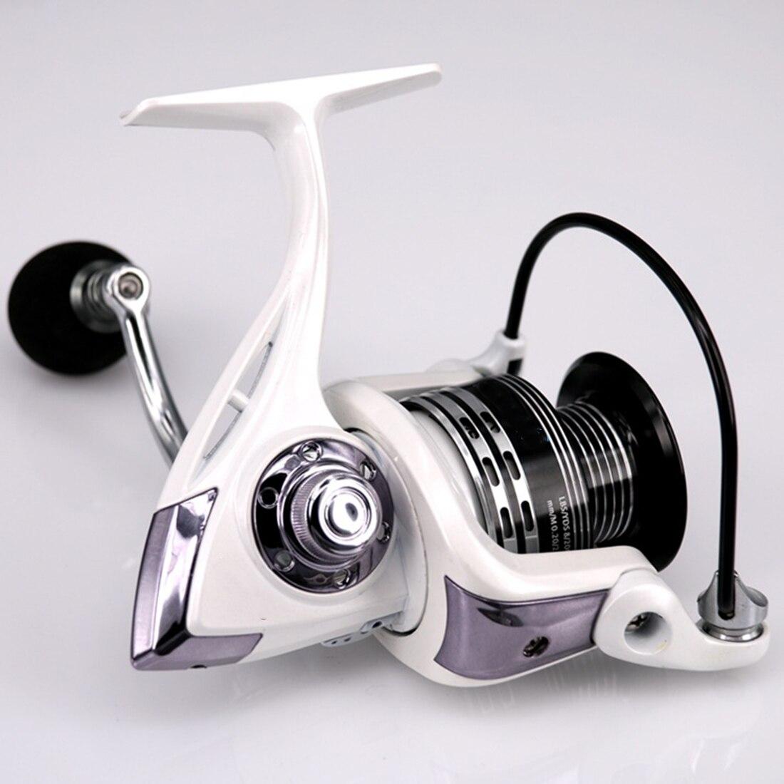Carrete de pesca 10 + 1BB Carrete de aleación de aluminio Carrete de - Pescando