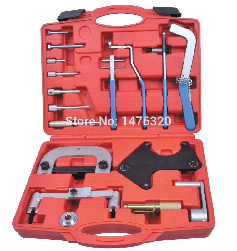 Automotive Engine Timing Camshaft Locking Setting Tool Kit For RENAULT OPEL VOLVO AT2126 5pc wholesale professional engine camshaft timing tool set engine timing alignment tool for o pel g m automotive tools dhl free