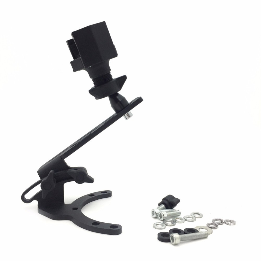 Motorcycle Camera GPS Cell Phone Radar Tank Mount With Holder For Kawasaki Motorcycles All years with