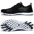 Nuevos Hombres Respirables y Zapatos de mujer Casual Cómodo Suave Zapatos Para Caminar Ligeros Zapatos de Viaje Al Aire Libre de Gran Tamaño Masculinos Sapato