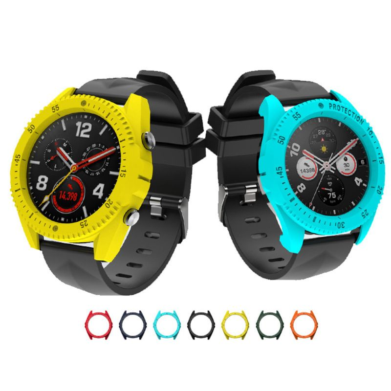Protective Case Cover Protector Frame Shell Accessories Durable Slim For Huawei Watch GT For Huawei Honor Magic Smart Watch