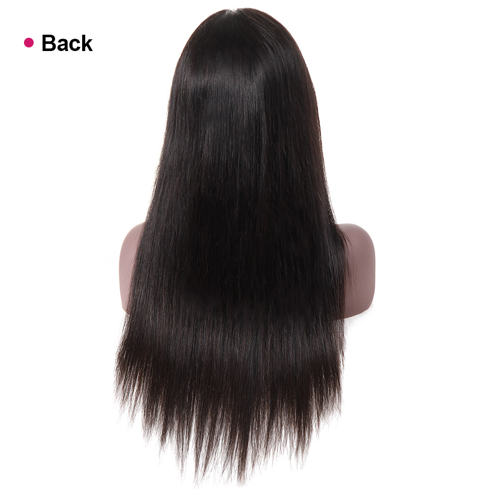 Ishow Brazilian Straight Human Hair Wigs (4)