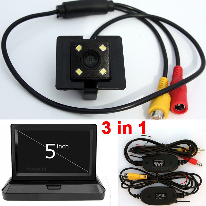 For Toyota Prado <font><b>150</b></font> <font><b>2010</b></font> 2011 2012 2013 2014 2015 Asian Car SONY Reversing rear view Wireless Back Up Off GPS camera Monitors image
