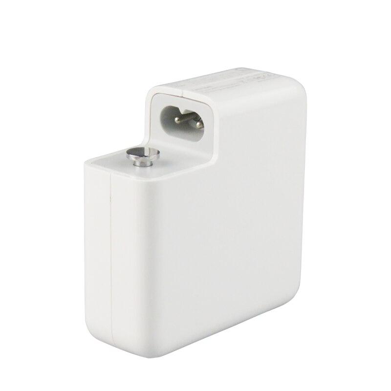 87 w USB-C adaptador de alimentação tipo-c carregador com 1.8 m USB-C cabo de carregamento para o mais recente macbook pro 15 polegada a1706 a1707 a1708 a1719