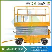 6m Height Hudraulic Mini Scissor Lift