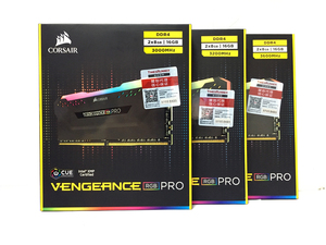 Image 2 - CORSAIR Vengeance RGB PRO DDR4 PC4  2x Dual channel 8GB 16GB 32GB 3000mhz 3200mhz 3600mhz PC Desktop RAM  Memory