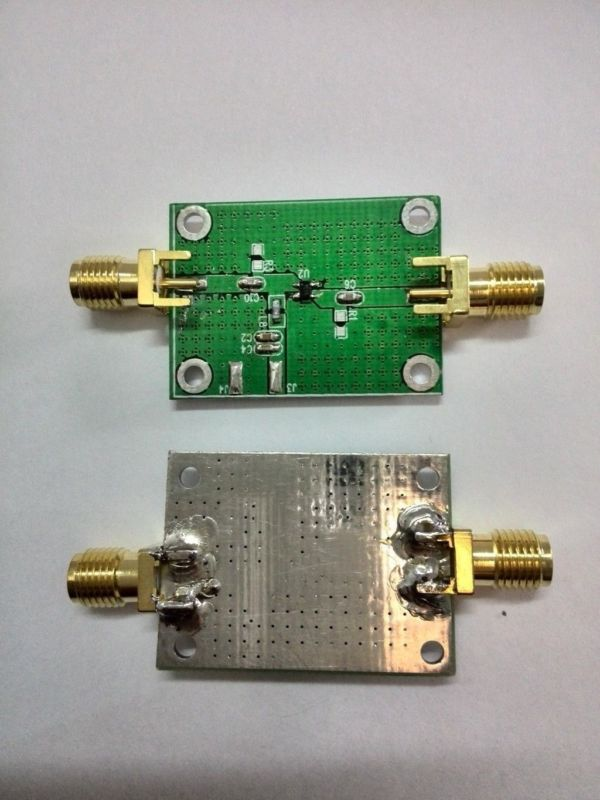 Outdoor Rf Signal Interference : Mhz ghz low noise broadband rf receiver amplifier