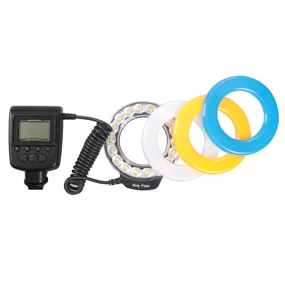 소니 Minolta 카메라에 대 한 Travor 매크로 18pcs LED 링 - 카메라 및 사진 - 사진 4