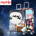 Mytrip 20 / 24 / 28 / 32 дюймов сгущает путешествия багаж чемодан защитный чехол / эластичный чехол пылезащитно для чемодан