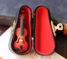 Violin Brooch Pin