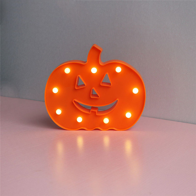 Unique christmas gifts 3d night light pumpkin desk table lamp unique christmas gifts 3d night light pumpkin desk table lamp atmosphere lighting decoration for home bar aloadofball Image collections