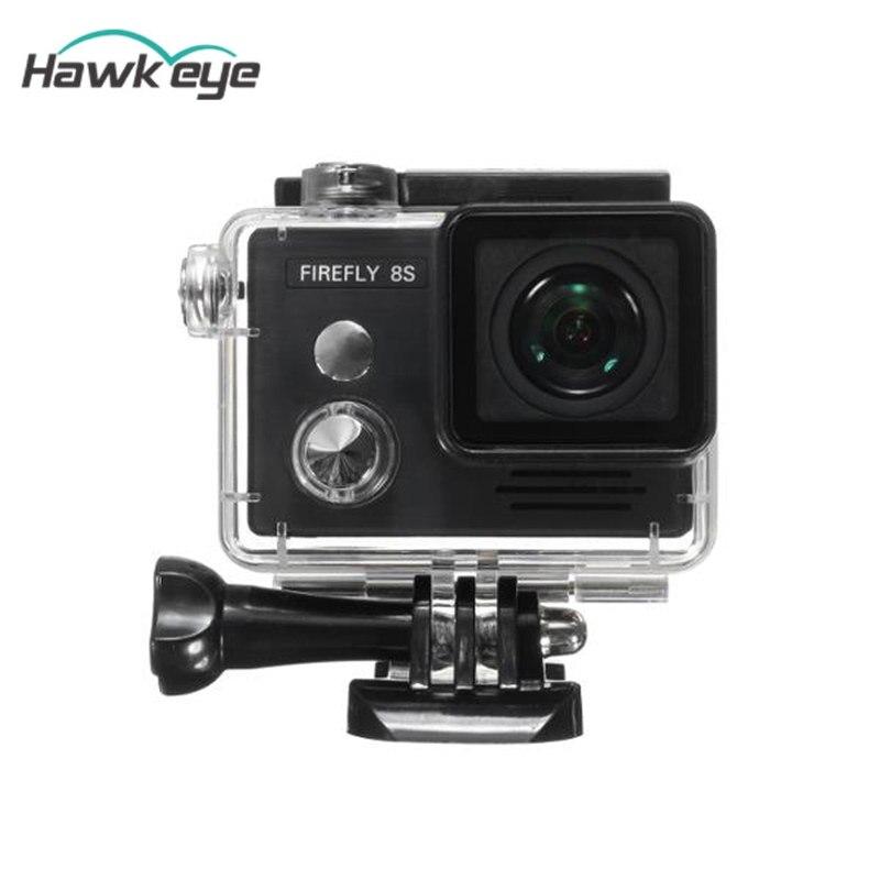 D'origine Hawkeye Luciole 8 s 4 k 90 Degré FOV HD Visuel Angle WIFI Action Sport Caméra Cam w/ cam Casque Pour la Photographie Drone