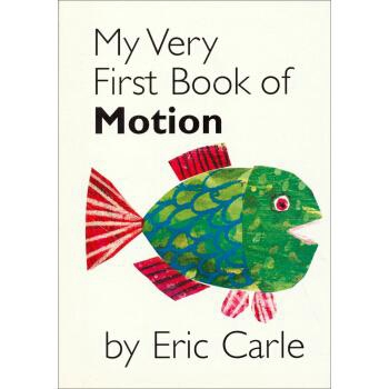 My Very First Book Of Motion By Eric Carle Kids Coloring Book English Story Learning English Language