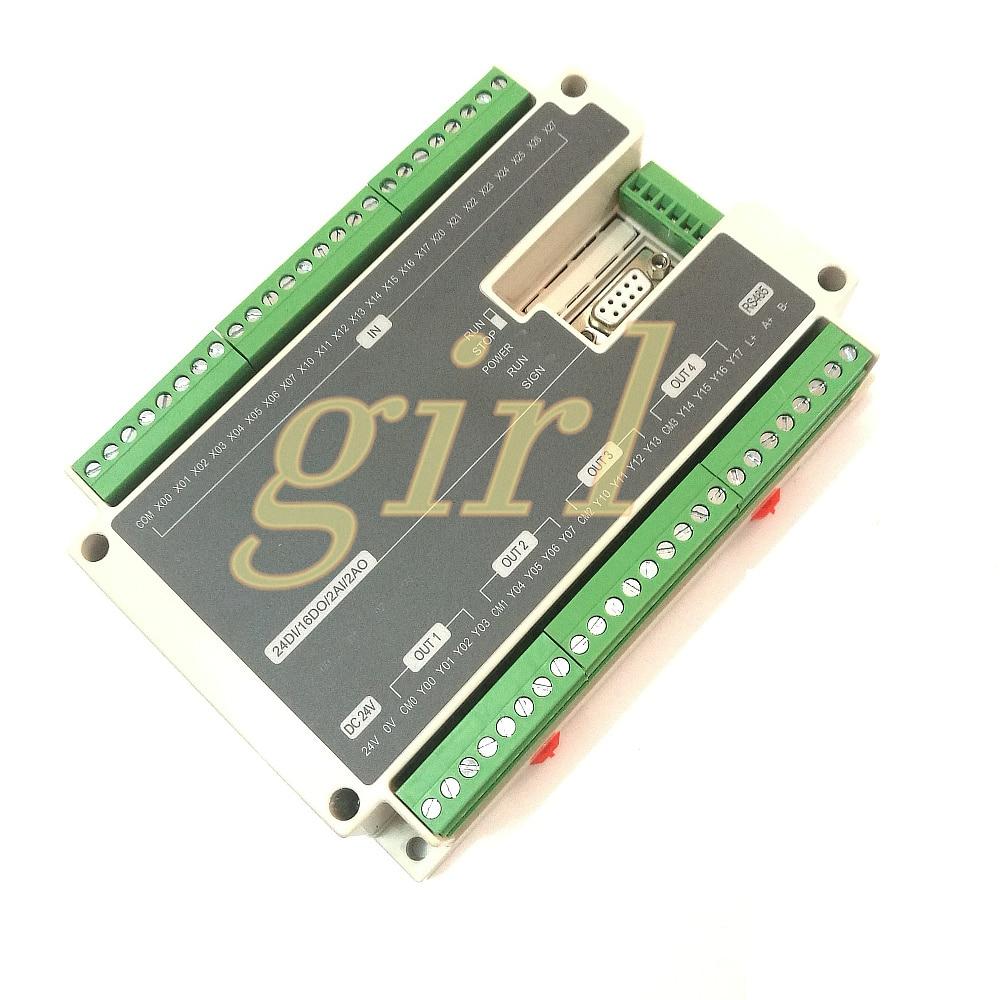 FX1N FX2N FX3U 40MR PLC Programmable Controller Step Motor-controller