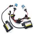 55 W kit HID Xenon Slim Lastro Kit H1 H3 H7 H8 H9 H11 9005 9006 HB3 HB4 880 881 Fonte de Luz 6000 K Auto Farol Do Carro lâmpadas