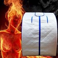 Sauna cabin sauna lose weight infrared sauna blanket free shipping