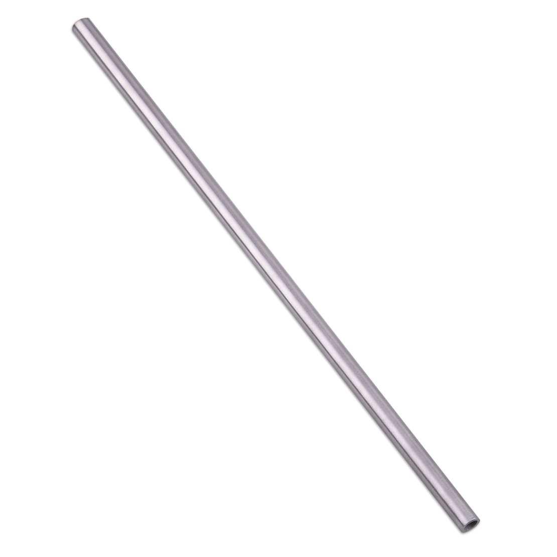 LETAOSK 250mm Length 304 Stainless Steel Capillary Tube With Corrosion Resistance Tool Round Tubing OD 8mm ID 6mm