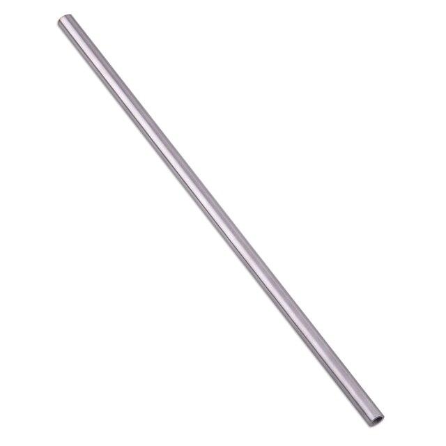 Letaosk 250 ミリメートルの長さ 304 ステンレス鋼キャピラリーチューブ腐食抵抗ツールラウンドチューブ外径 8 ミリメートルid 6 ミリメートル